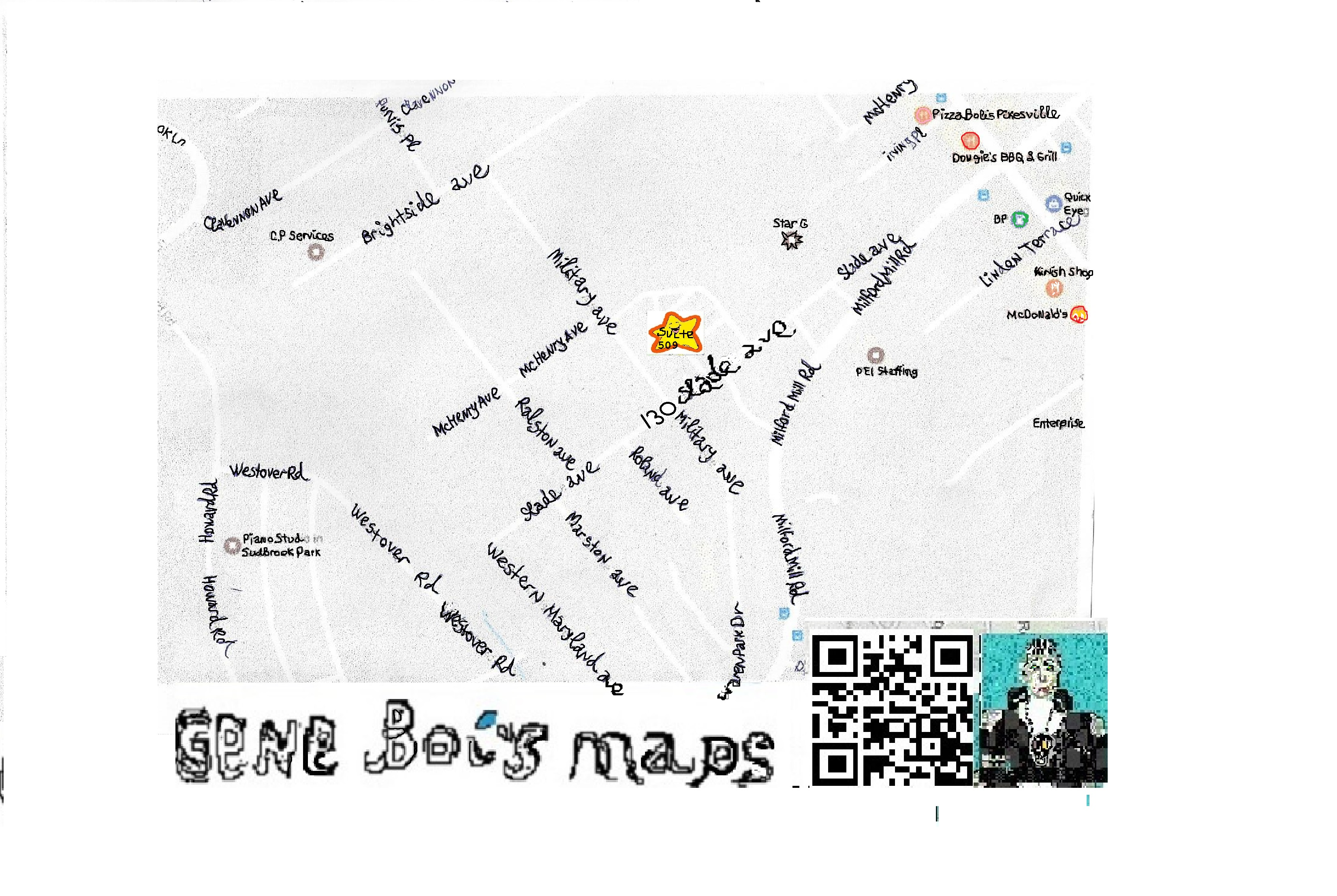 Gene Boi's map